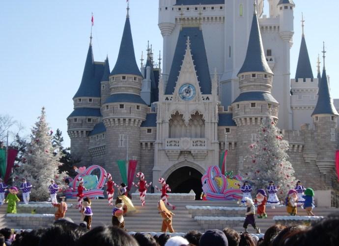 Tokyo Disneyland Cinderella Castle To Receive Technology Show