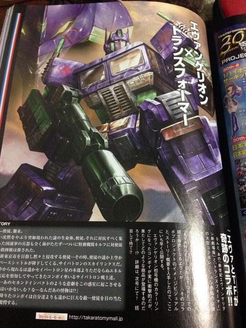 eva transformers