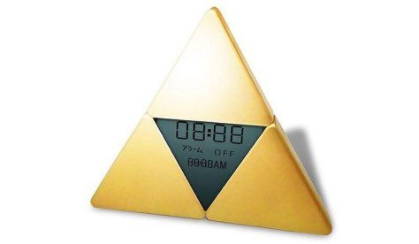 triforce clock