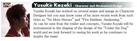 Yusuke Kozaki