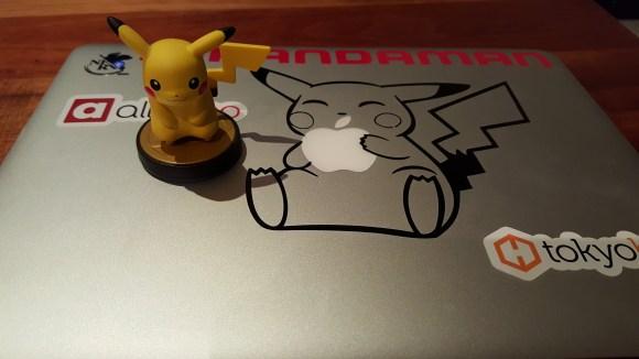 Pikachu Macbook