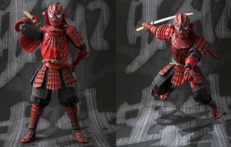 samurai spidey 1