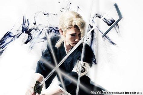Izuru Kira: Kento (Shinji Ibu in The Prince of Tennis Musical)