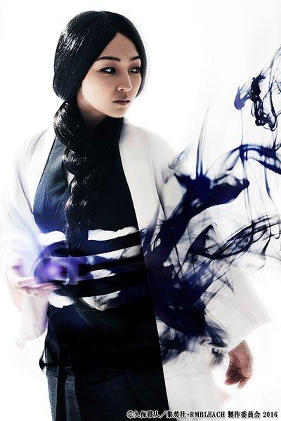 Retsu Unohana: Yuka Hirata (Melissa Claire in Yu-Gi-Oh! Arc-V)