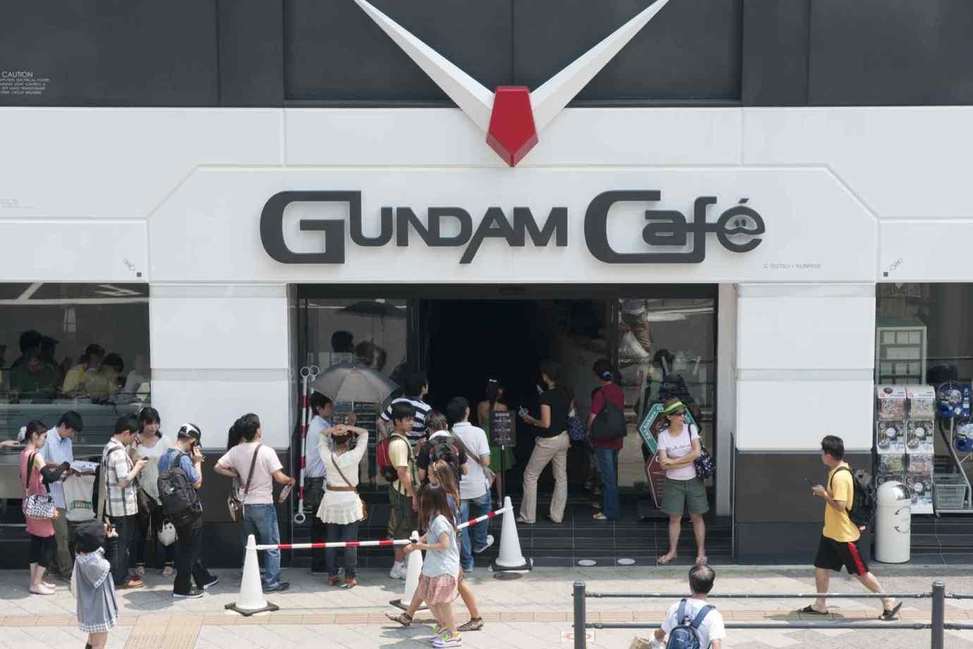 gundam-cafe
