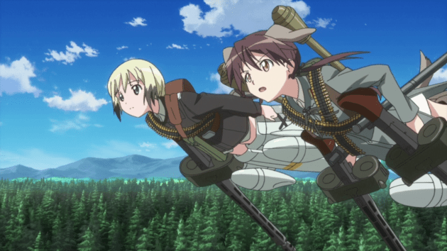 strike witches movie4