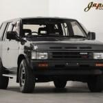1990 Nissan Terrano Japanese Classics