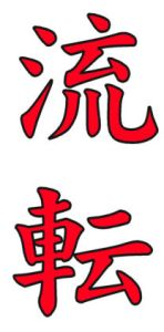 Japanese Word for Vicissitude