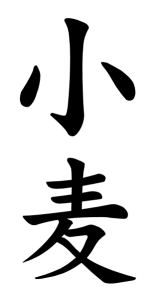 Japanese Word for Wheat