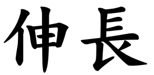 Japanese Word for Extension