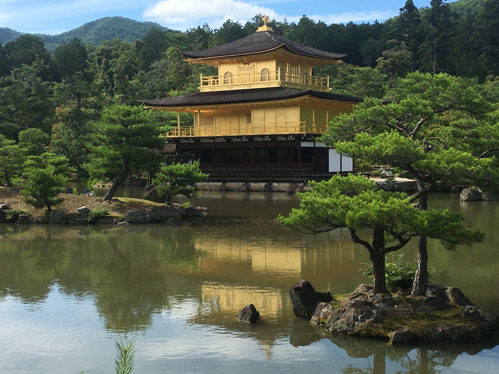 Gyllene paviljongen