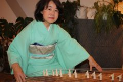 Live Music with Ayako Hotta-Lister