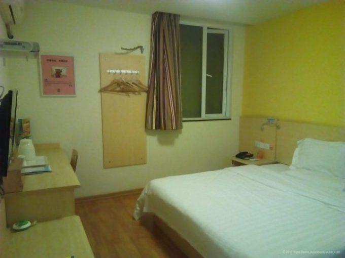 広州のホテル7days inn