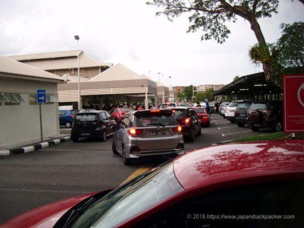 ブルネイのナイトマーケット