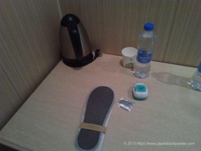 Hi Inn - Guangzhou Liwanの備品