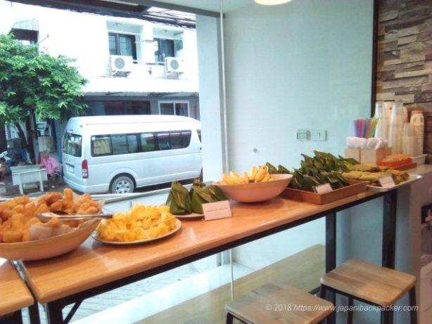 ドンムアンホテルの朝食