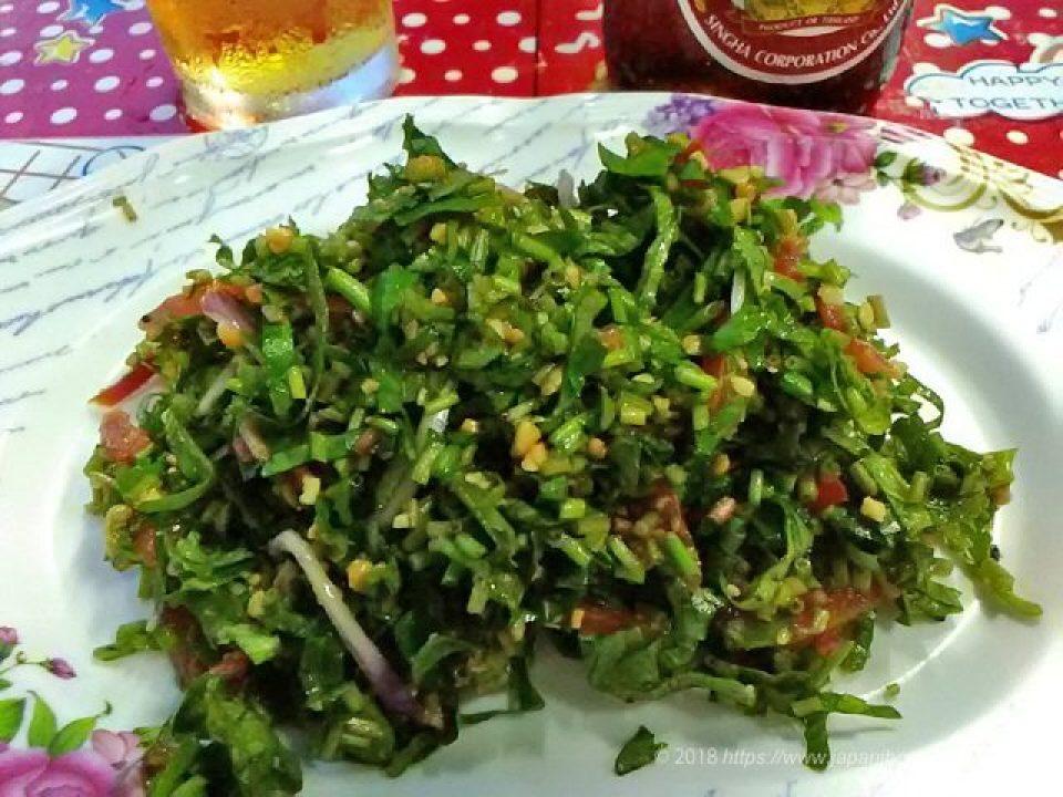 ミャンマー料理