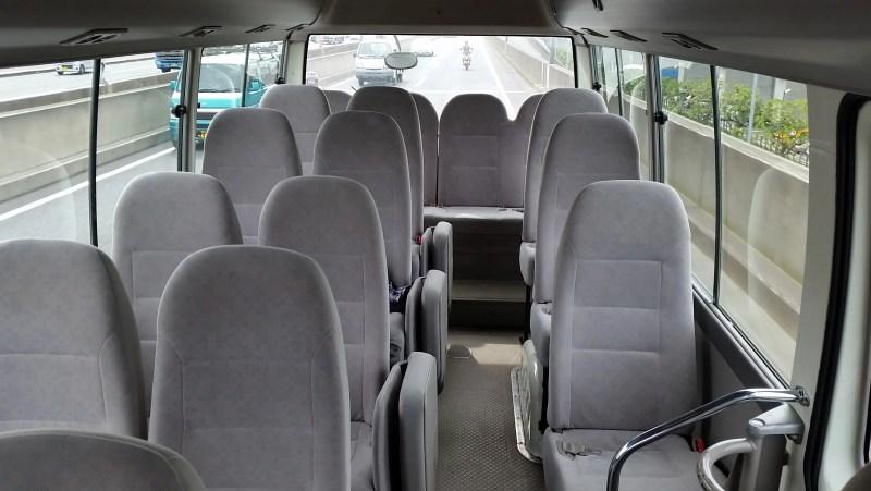 Micro bus Japan Royal Service-1-5