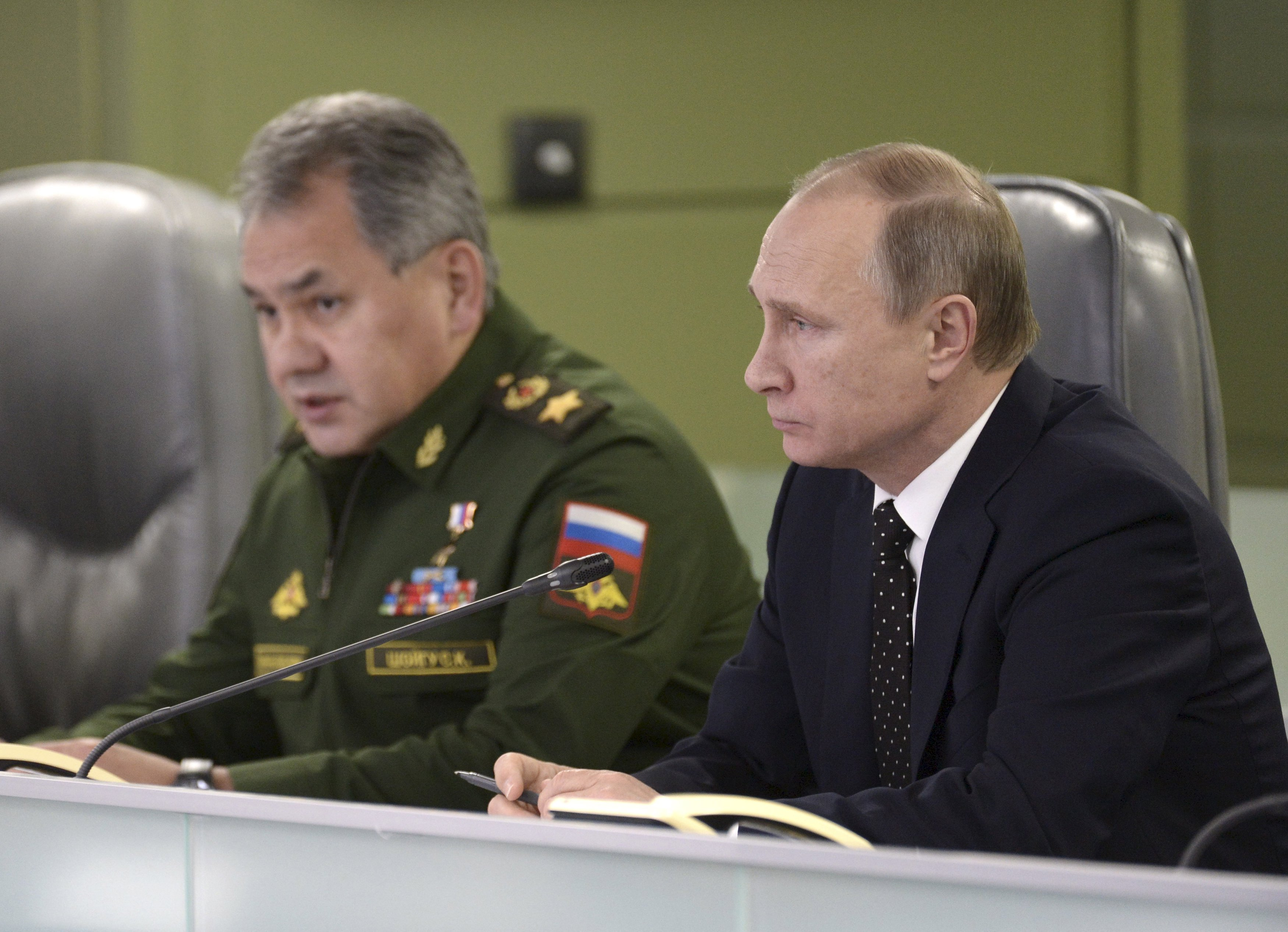 Image result for Russian Defence Minister Sergei Shoigu, photos