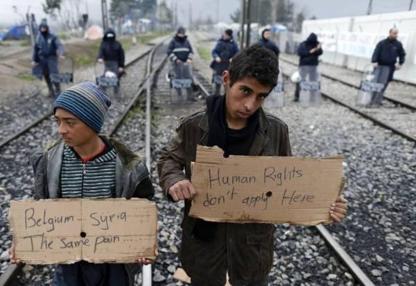 Refugees stuck in Greek limbo, facing return to Turkey ...