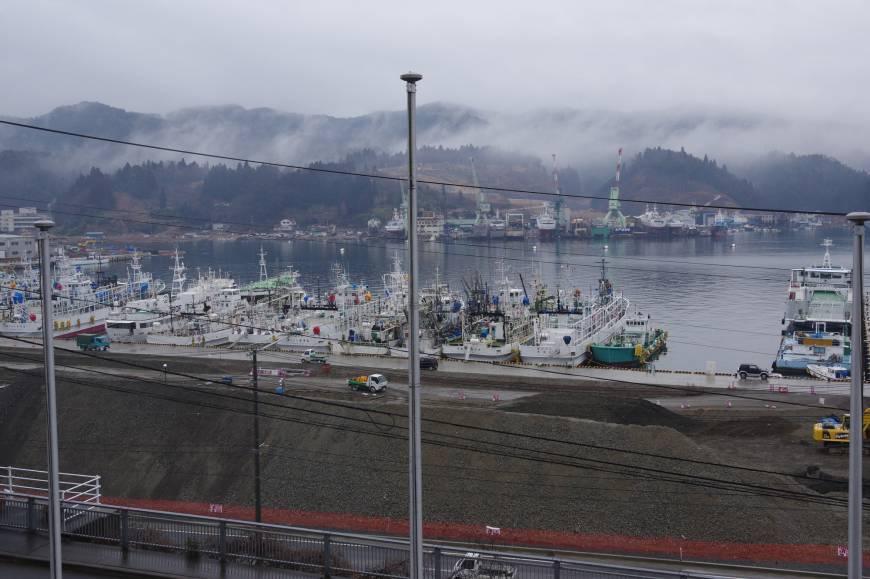 In tsunami-hit Kesennuma, fishing industry recovers but scars remain