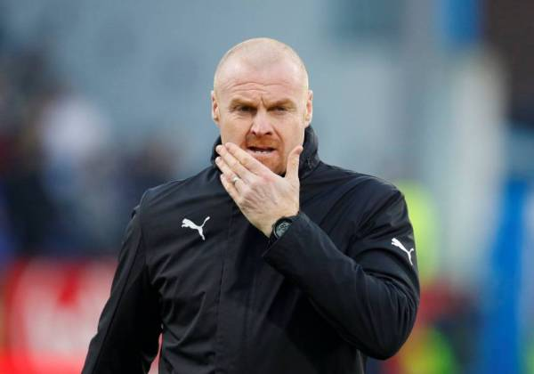 Sean Dyche has Burnley moving in right direction | The ...