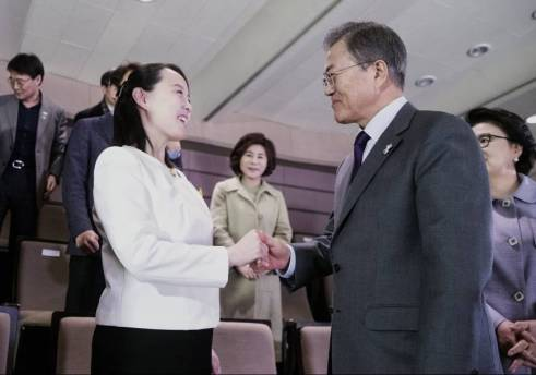 Image result for Kim Yo-jong