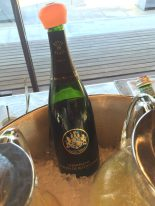 Barons de Rothschild Champagne for brekie