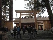 entrance to Inner Shrine - no photo inside