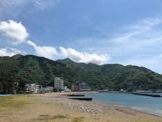 beach in Toi