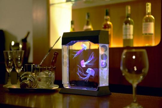 Aquapict LED Jellyfish Aquarium