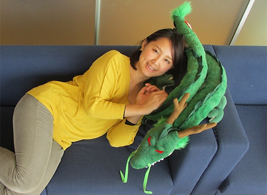 Dragon Ball Shenron Cushion