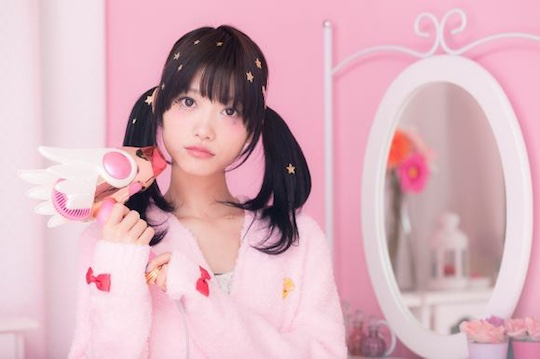 Cardcaptor Sakura Hair Dryer