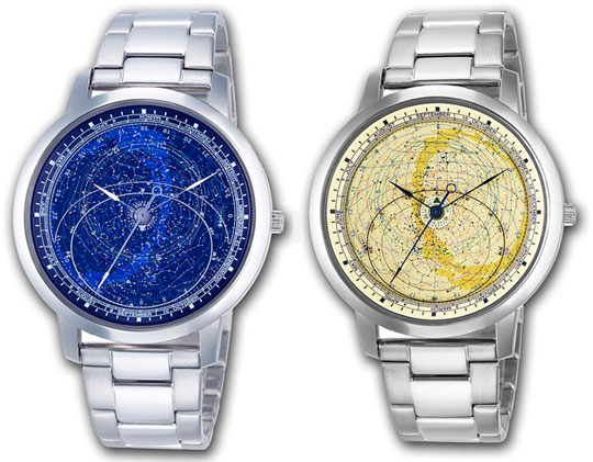 Astrodea Celestial Watch 2009 Edition  from Citizen