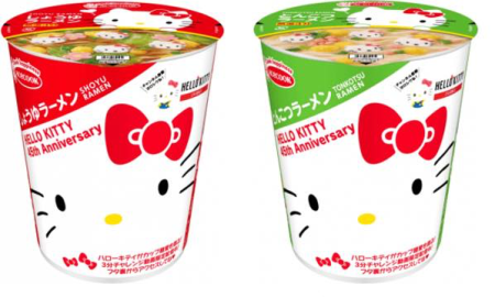 Hello Kitty Cup Lamen