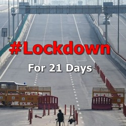 lockdown 21 days pic