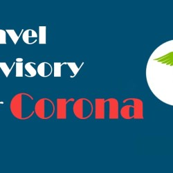travel advise for corona
