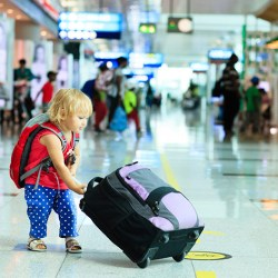 travel with kids in india