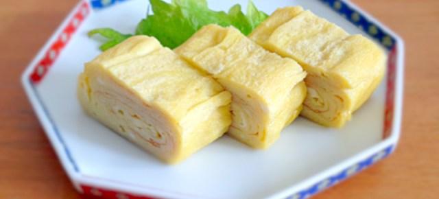 Tamagoyaki 厚焼き卵 卵焼き