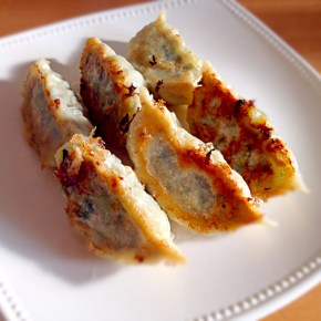 Gyozas 餃子