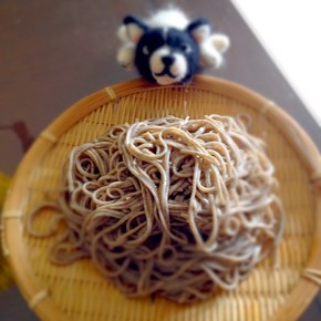 Soba maison 手打ち蕎麦