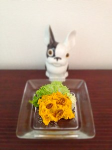 Salade de Potimarron