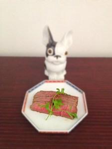 rosbif à la japonaise