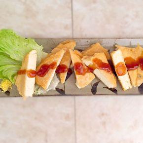 beignets de tofu  豆腐のフリット