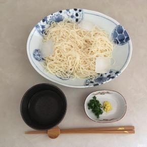 sōmen 素麺