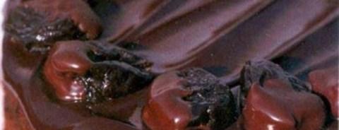 كيكة بالشوكولاطة