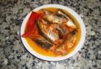 سمك السردين معلب في بيتك