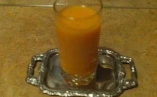 كيفية تحضير عصير الجزر و الليمون بالصور