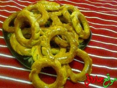 الكعك الوجدي المغربي