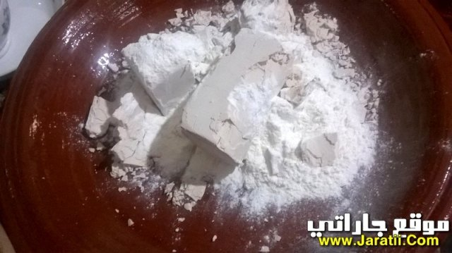 خبز الدار صالح لمدة اطول